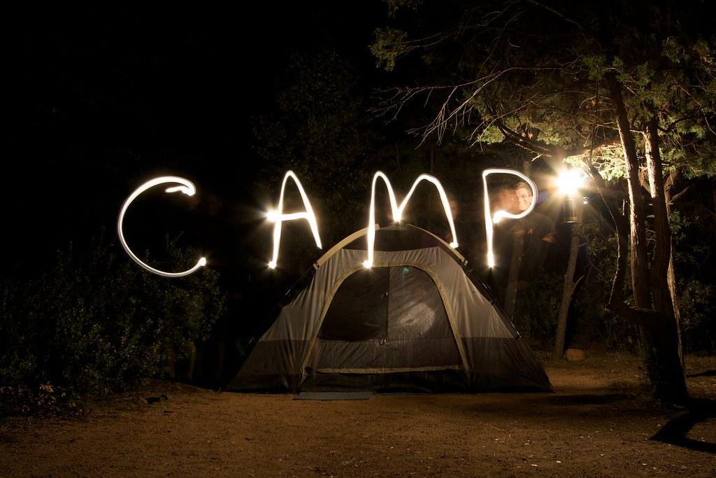 Camp by Daniel Greene