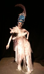 Vivid Angel at the Andrew Logan, Alternative Miss World (the_vividangel) Tags: vividangel alternativemissworld