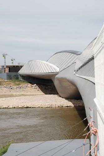 Zaragoza Bridge Pavilion. Zaragoza