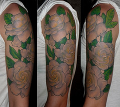 anna (ryanmason) Tags: flower tattoo portland vegan arm ryan mason tattoos scapegoat ryanmason