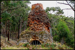 Blast Furnace (Chicken Fry) Tags: rock stone club canon golf is flickr australia victoria powershot furnace blast lal sx110 bej internationalgeographic