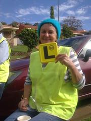Marie's First Day (GreenGymPMQ) Tags: portmacquarie bushregeneration greengym