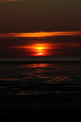 Sunset in Cuxhaven III