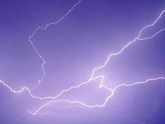 Lightning Splits Sky (AngelaC2009***) Tags: nature weather june indiana thunderstorm lightning bloomington storms 2008 fiatlux platinumheartaward flickrestrellas quarzoespecialgroup mygearandmepremium mygearandmebronze mygearandmesilver mygearandmegold