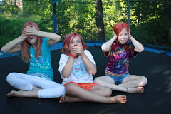Maddie, Julie and Maddie
