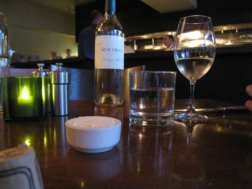 Sauvignon Blanc from Rochioli