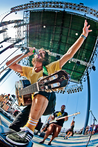 Eugene Hutz of Gogol Bordello (by gussifer | thecolorawesome.com)