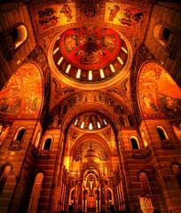 Cathedral Basilica - Saint Louis 3 (delongdrew) Tags: church cathedral basilica tokina1224 saintlouis canon40d