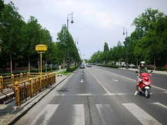 Budapest in Hungary - Andrassy Avenue #2