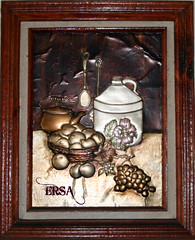Bodegon (ERSA Creativa) Tags: куадрос repujado
