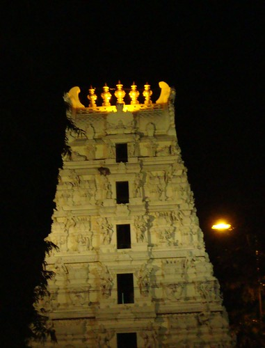 Twelve Jyotirlingas (Dwadasha Jyotirlinga) Darshana - 02. Sri Sailam Mallikarjuna Temple, Andhra Pradesh