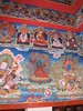 Paintings in the Stupa seen in the…