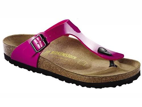Moda calzado infantil verano 2009 Birkenstock