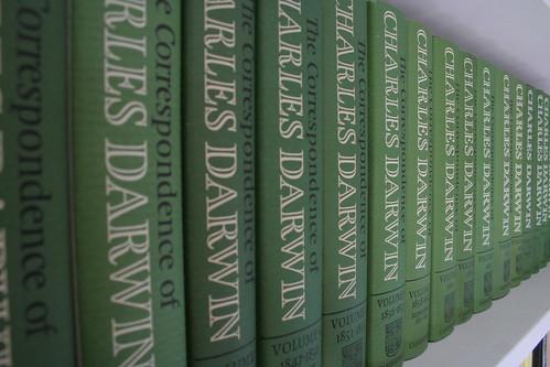 Darwin groupie's study