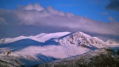 Fjell -|- Mountains & shadows (erlingsi) Tags: mountains alps norge noruega oc paysage 169 volda sunnmre noorwegen noreg erlingsi erlingsivertsen tvformat
