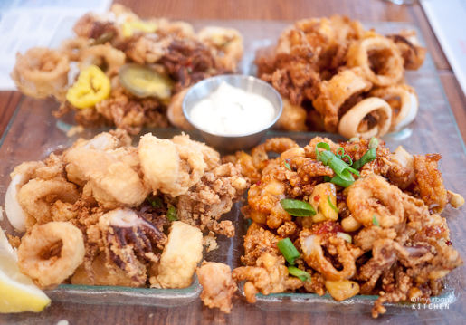 Fried Calamari Legal Sea Foods