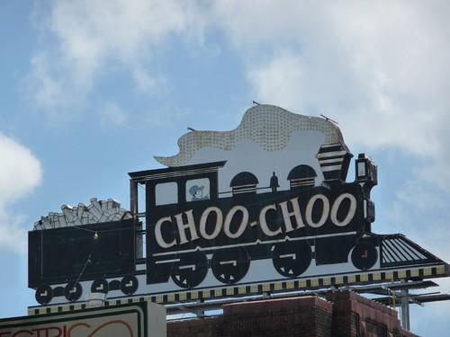 chattanooga choo-choo.