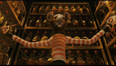 Fantastic Mr. Fox (2009) (Awkward Boy Hero) Tags: dvd screenshot rat knife movies wesanderson 2009 applecider willemdafoe fantasticmrfox iwatchalotofmovies awkwardboyhero