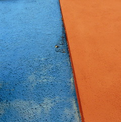 bi-colours (gerrygoal2008) Tags: painting square paint colours couleurs duo minimal diagonal dual tones minimalist graffic diagonale graphism colorphotoaward concordians