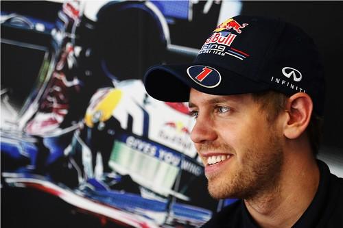 Sebastian Vettel - GP da Espanha 2011