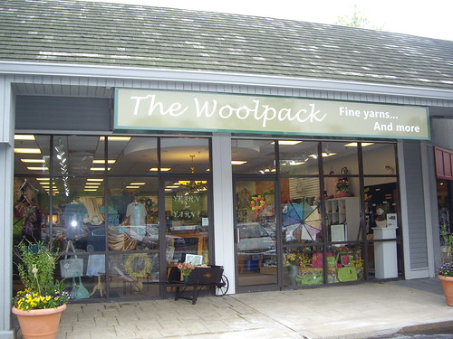 Woolpack Yarns in Acton, MA