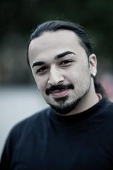 Haluk (#26) (Al Fed) Tags: man beard stuttgart creator courteous haluk 100strangers 20110610