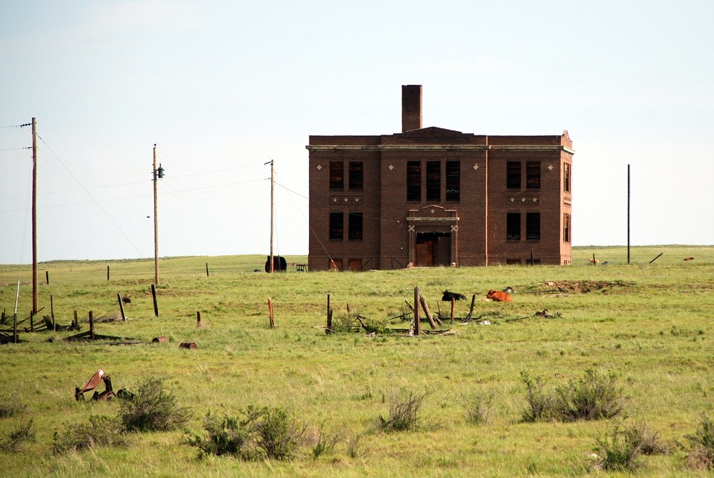Ghost Town,s    School