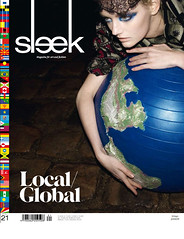 Sleek Magazine 21 - Local/Global