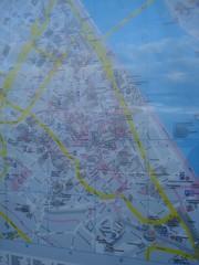 Mainz, harta turistică