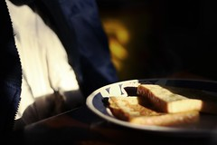 french (Amanda.Stockwell) Tags: food breakfast delicious frenchtoast 50mmf18 canon40d