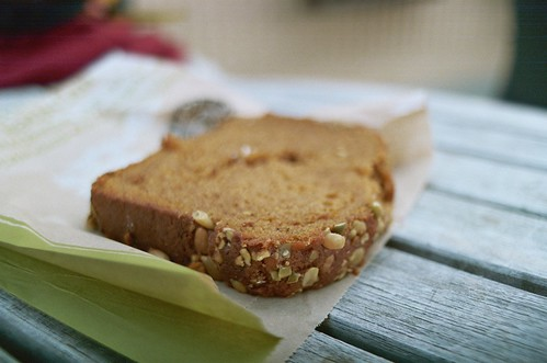 pumpkin bread at starbucks par cafemama