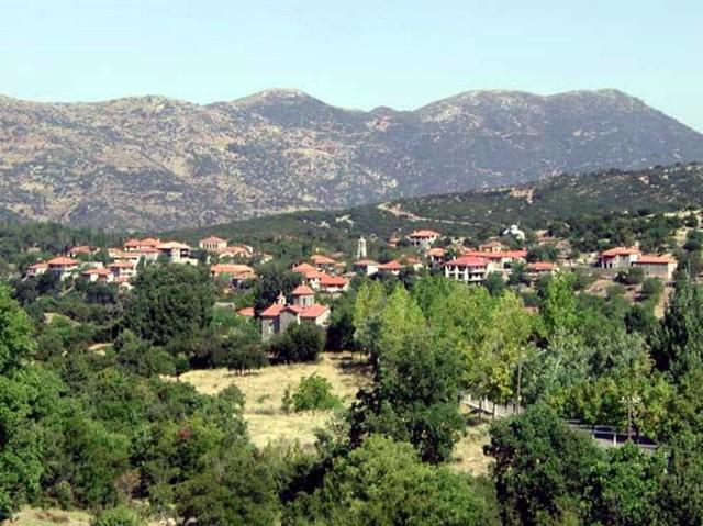 Πελοπόννησος - Αρκαδία - Δήμος Βυτίνας Το χωριό Νυμφασία