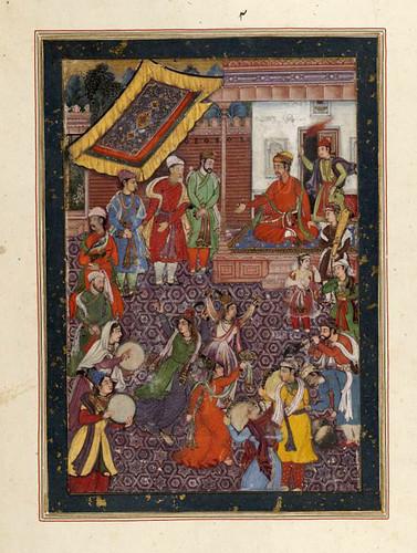 021- Pintura india siglos XVIII- XIX