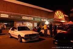 BMW 325i E30 Turbo (mschroeter140) Tags: car racecar sedan downtown racing turbo killer porsche bmw hr m3 rim hid 325i arp kn 28l e30 sleeper hella dunlop mls konig m20 nordschleife stroker 335i cometic