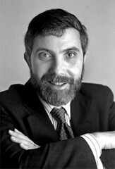 Paul Krugman Portrait