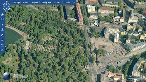 My third school (Etu-Töölön lukio, years 10-12)