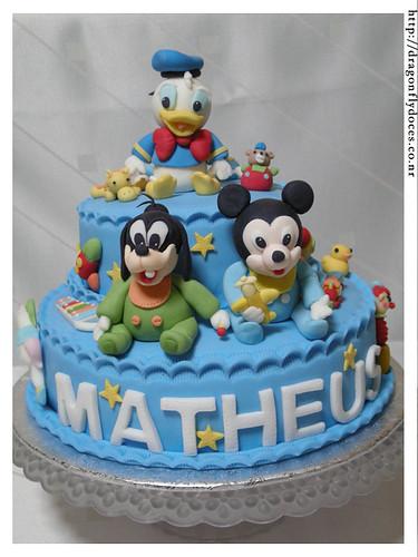 Baby Disney Cake / Bolo