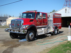 Madison FPD -- Engine 217 (El Cobrador) Tags: california fire engine international madison ferrara apparatus fpd ihc pumper