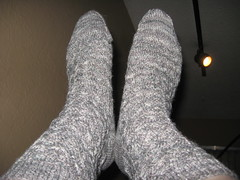Friday Night and putting my feet up