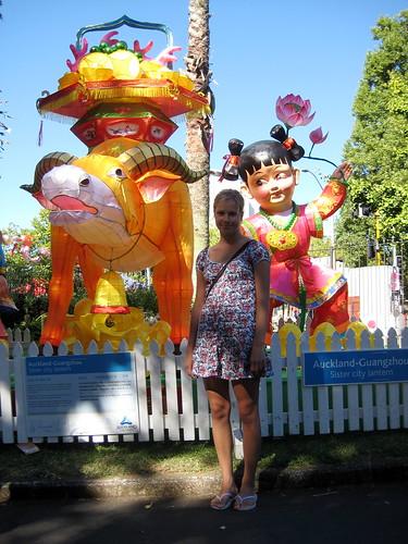 Lantern Festival Albert Park, Auckland