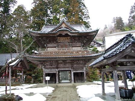 善寶寺~山門