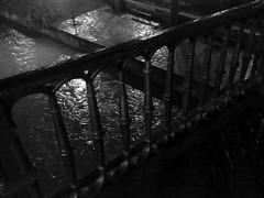 On the old bridge