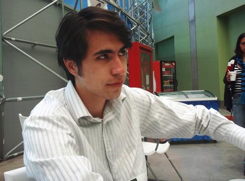 Mauricio Pastrana es Esteman