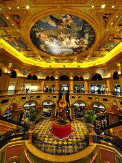 ~ The Main Hall ~ (Peem (pattpoom)) Tags: night nikon interior paintings explore venetian macau d700 theperfectphotographer  nikkorafs1424mmf28ged