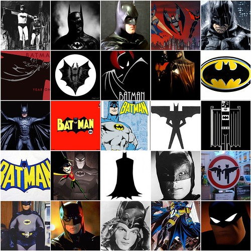 All things batman