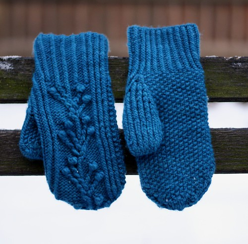 MITTEN PATTERNS KNITTING   FREE KNITTING PATTERNS