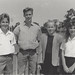 Sports Scholarships - Ryan Walker (Broadmedow High School), Karl Freeman (Whitebridge High School), Debbie Farmer (Broadmeadow High School) and Lydia Grogan (Newcastle High School), at the University of Newcastle, Australia - 1989