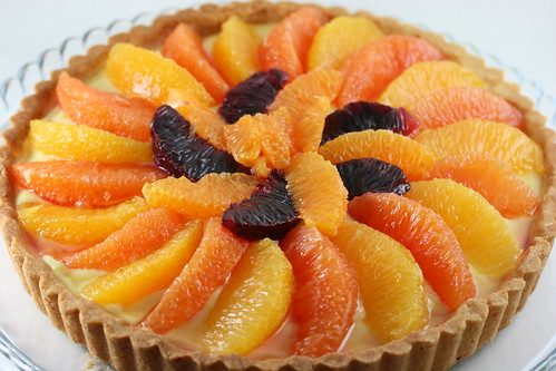 California Citrus Tart