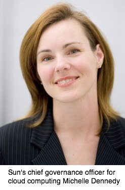 Sun Cloud Computing Chief Governance Officer Michelle Dennedy