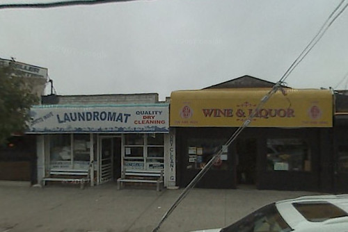 Laundromat Wine Liquor